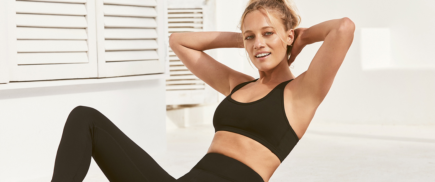 Cotton On Body active campaign image
